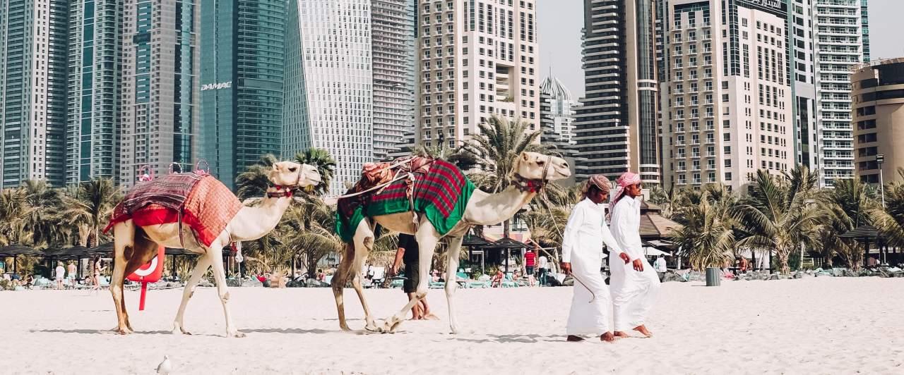 Praias de Dubai: são incríveis e atendem todos os gostos!