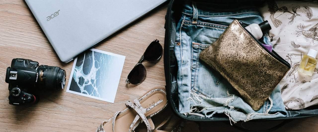 Arrumar mala de viagem: que levar na viagem internacional