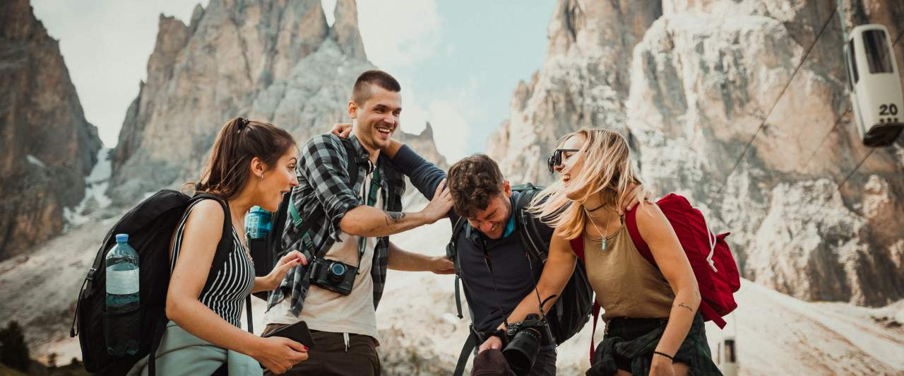 Intercâmbio em Grupo: Viaje com amigos ou família