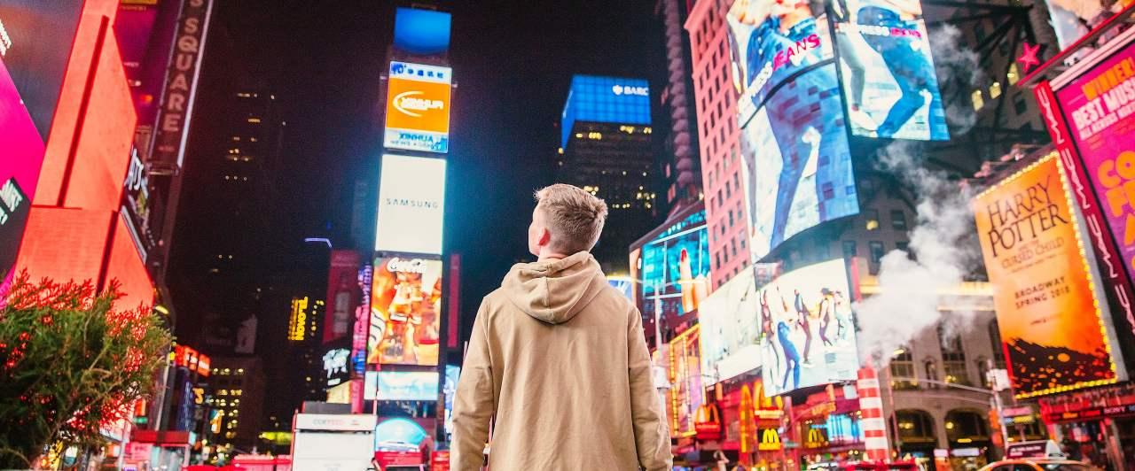Intercâmbio em Nova York: diversão e estudos na Big Apple