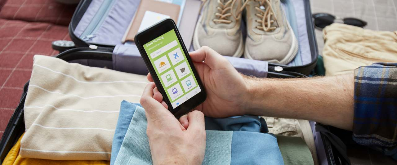 Aplicativos de viagens: adicione tecnologia na sua viagem