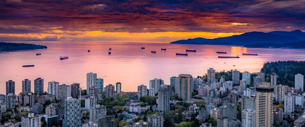 Temperatura em Vancouver: como é o clima durante o ano?