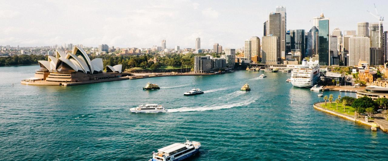 Qual é o custo de vida em Sydney para um estudante?