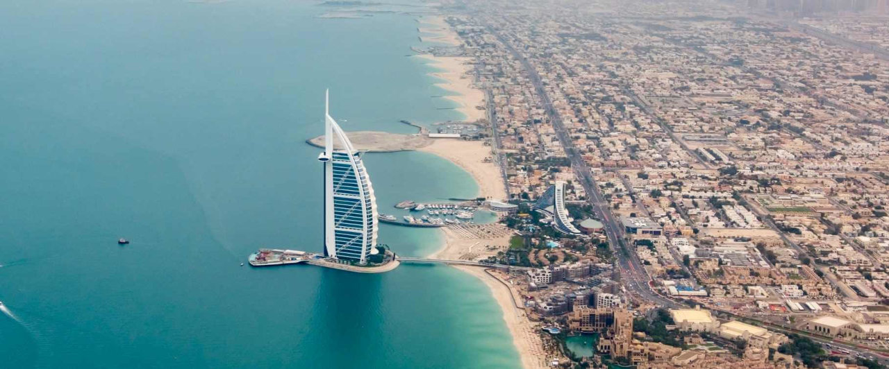 Emirados Árabes: trabalhe e estude inglês em Dubai