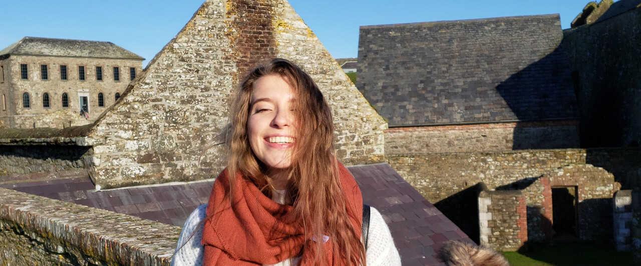 Mariana conta como foi fazer curso de inglês na Irlanda