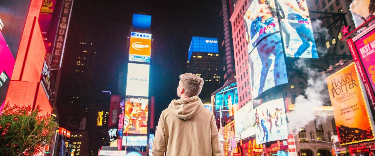 Pontos turísticos de Nova York: explore a Big Apple