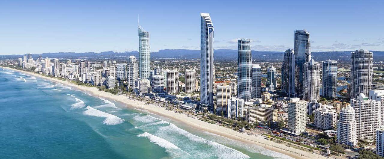 Estude inglês na Costa Dourada Australiana