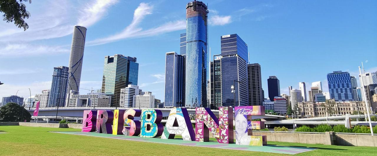 Brisbane na Austrália: metrópole com clima de interior