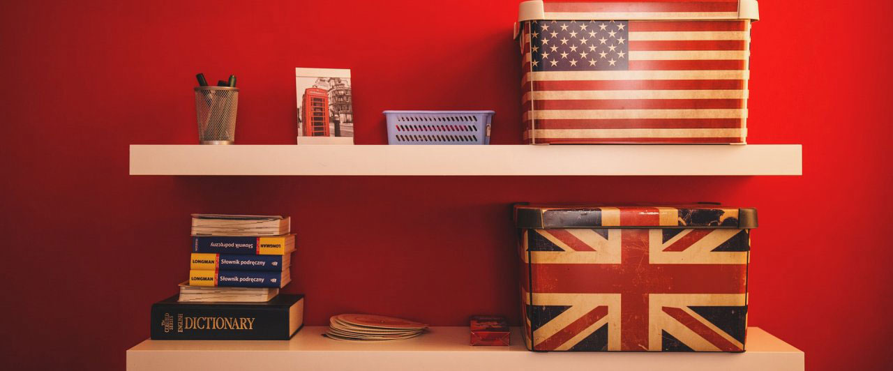 Inglês Americano x Inglês Britânico: maiores diferenças