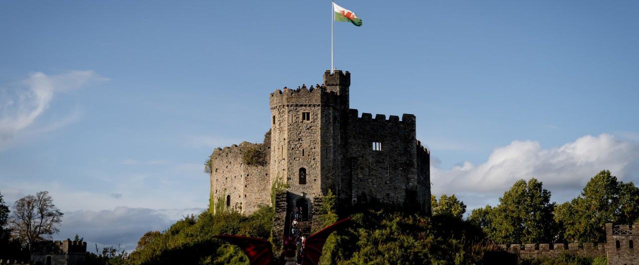 País de Gales: uma máquina do tempo a céu aberto
