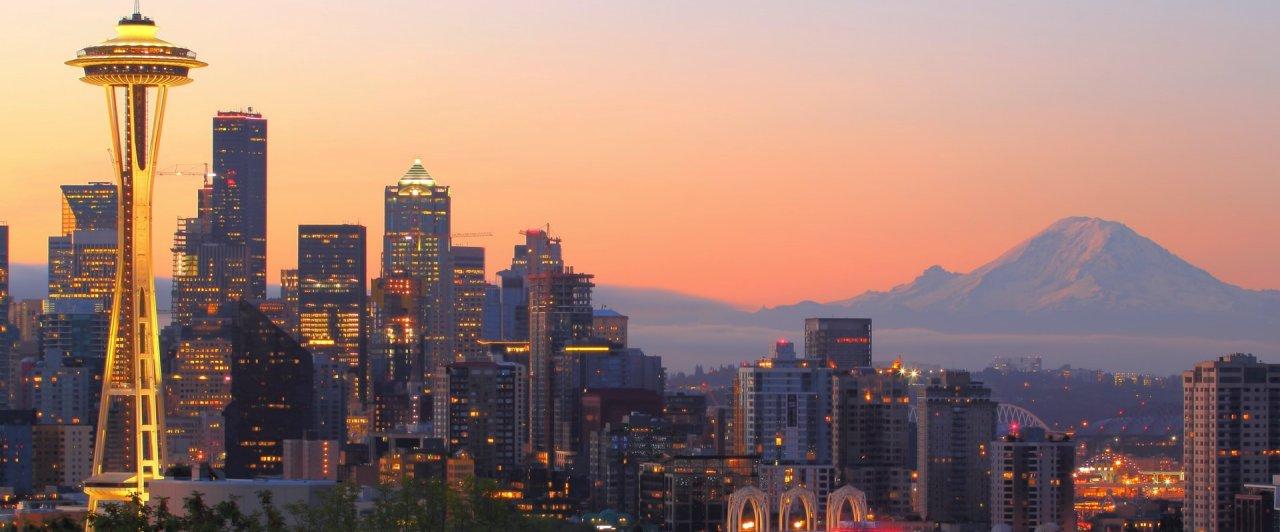 Cidade de Seattle: berço da revolução tecnológica