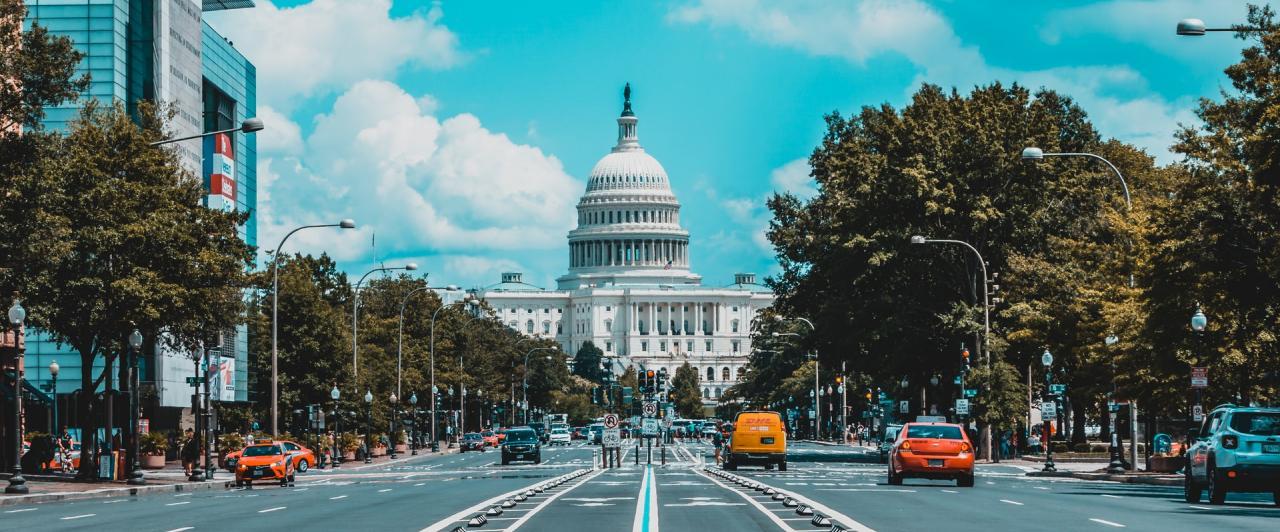 Washington D.C: conheça a capital dos Estados Unidos
