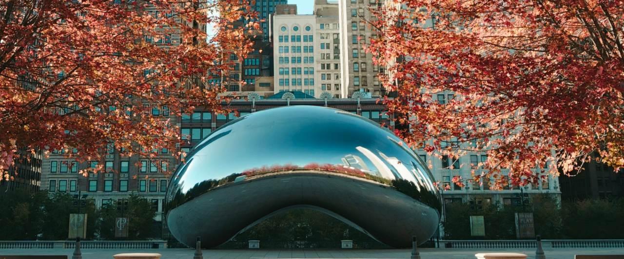 Estude na cidade de Chicago: entre blues e arranha-céus