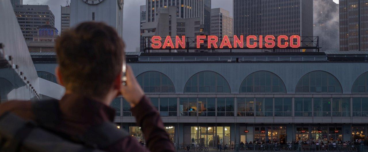 Cidade de San Francisco: inovação unida à diversidade