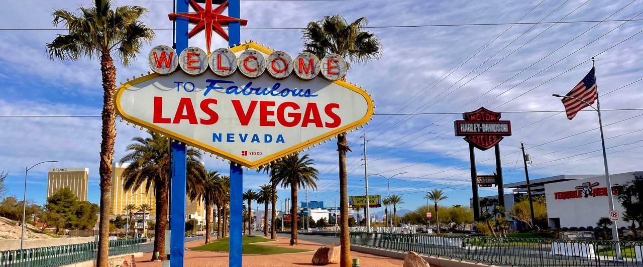 Você sabe onde fica Las Vegas: a cidade da diversão?