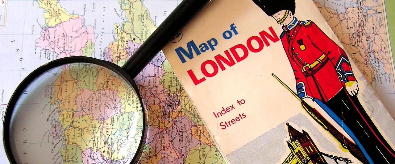 Onde fica Londres: explore a capital da Inglaterra!