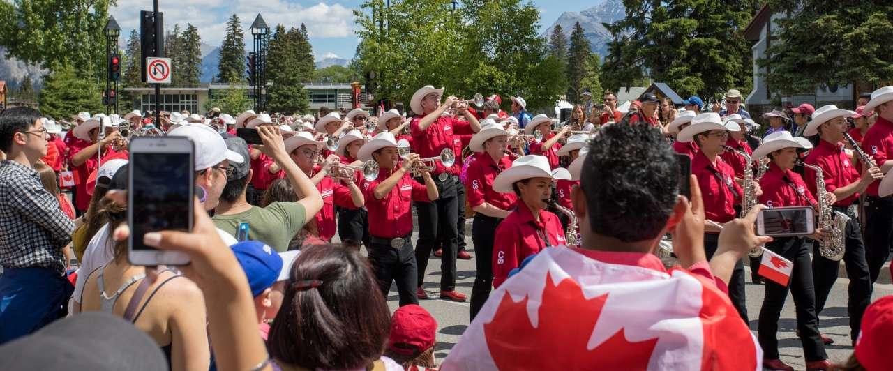População do Canadá: seja bem recebido e aproveite!