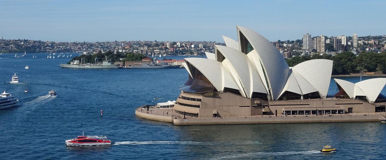 Onde fica Sydney: a cidade mais famosa da Austrália